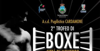 Cardamone riporta la grande Boxe a Montoro. Il 31 luglio l'appuntamento in piazza Saracino
