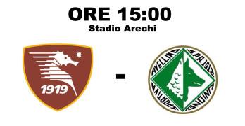 Serie B: Finita l'attesa per il derby SALERNITANA-AVELLINO