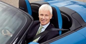 La Volkswagen riparte dal nuovo A.D. Müller.