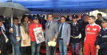 """FOTO """"CIRCUITO PRINCIPE DI PIEMONTE"""" Montoro (Av) 11.10.15"""