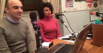 RIASCOLTA L'INTERVISTA ALLA PITTRICE ELIANA PETRIZZI