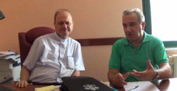 Intervista video al sacerdote Don Marco Russo