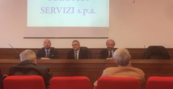 Riascolta la conferenza stampa di presentazione della Solofra Servizi s.p.a