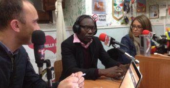 Riascolta la storia di Dimitri Meka Pierre, immigrato esempio di buona integrazione in Irpinia