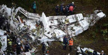 Disastro aereo in Colombia, muoiono i giocatori delle Chapecoense, squadra di calcio brasiliana