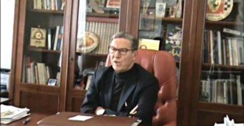 (VIDEO) Il punto sulle dinamiche del territorio e gli auguri del Sindaco della Città di Montoro, Bianchino