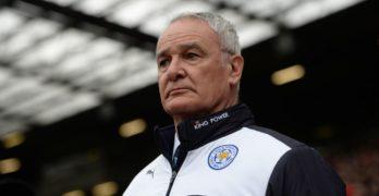 Calcio, il Leicester City esonera l'allenatore Ranieri