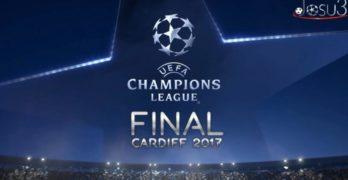 Calcio, il tecnico della Juventus Allegri, carica il gruppo per la finale di Champions League
