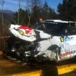 Incidente mortale durante il rally 'Rose'n Bowl'