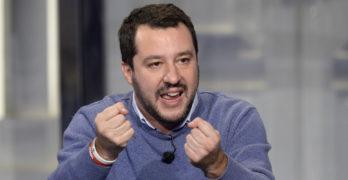 Giudici bloccano fondi per la Lega, Salvini non ci sta.