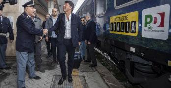 Roma, il treno di Renzi investe e uccide una donna