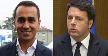 Politica, il 7 novembre dibattito TV tra Renzi e Di Maio