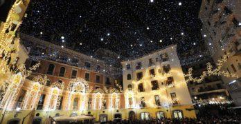 Luci d'artista a Salerno, accensione fissata per Sabato 11 novembre alle ore 17:00