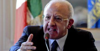 """Caso """"Baby Gang"""", il Governatore De Luca opta per abbassare la punibilità sotto i 16 anni"""