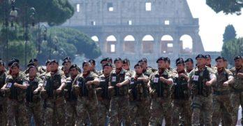 Arrivano gli aumenti, soddisfazione per le forze armate