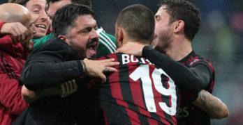 Serie A: bene Lazio e Inter, Milan in forma smagliante
