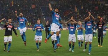 SERIE A, Allegri non vuole mollare Sarri e il Napoli ospita la Lazio