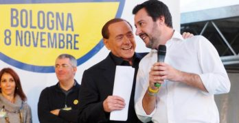 Elezioni Politiche, scontro Berlusconi-Salvini: no a ex M5S