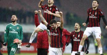 Coppa Italia, il Milan inarrestabile approda in finale