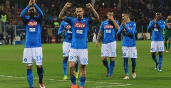 Serie A: la Juve pareggia a Crotone, discorso scudetto rinviato con il Napoli