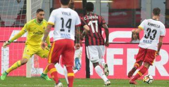 SERIE A: incredibile al San Siro, Milan-Benevento 0-1