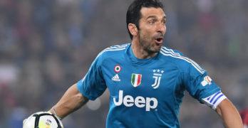 Calcio, Sabato l'ultima in campo di Buffon con la Juve