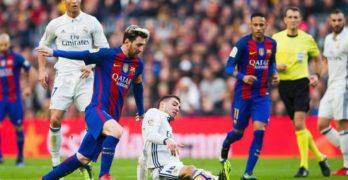 """Calcio, il """"Clasico"""" Barcellona-Real finisce pari. Emozioni dentro e fuori il campo"""