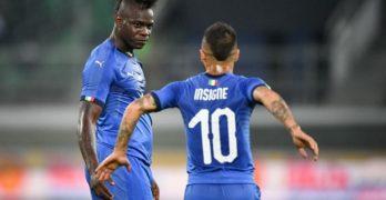 """Calcio, Italia-Arabia Saudita 2-1. Il ritorno di """"Super Mario Balotelli"""""""