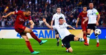 Champions: la Roma vince 4-2 ma non basta, il Liverpool vola finale