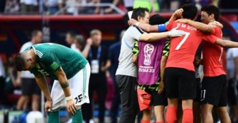 Mondiali 2018: Corea fatale, eliminata la Germania