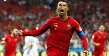 Mondiali 2018: Ronaldo frena la Roja, pareggio spettacolare