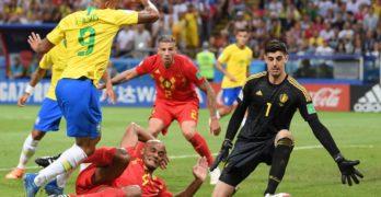 Mondiali 2018: Brasile-Belgio 1-2, i diavoli rossi in semifinale