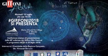#Giffoni2018: ecco i primi talent italiani, aspettando il programma completo