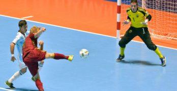 Il Futsal a Benevento, dal 5/12/18 l'Europeo di calcio a 5