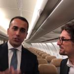 """Figura barbina per Di Maio, il viaggio in economica è un """"falso"""""""