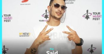 Saìd vola a Roma, il rapper irpino in finale del Tour Music Fest – The European Music Contest