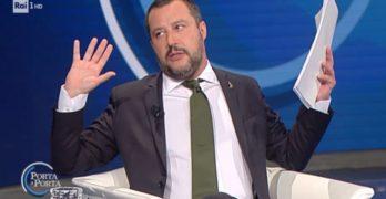 L'Europa boccia la manovra e Salvini non ci sta