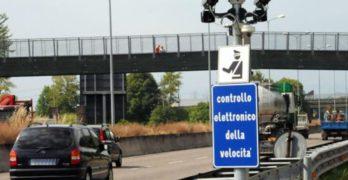 Avviso a tutti gli automobilisti, presto tornerà in funzione l'autovelox sul Raccordo Avellino-Salerno