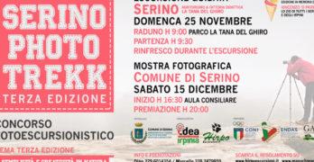 Serino Photo Trekk 3° edizione in memoria del gelataio Vincenzo 'o parente, lo zio di tutti gli irpini