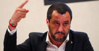 Salvini dichiara guerra alle organizzazioni criminali, la mafia ha le ore contate