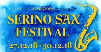 """Serino, dal 27 al 30 Dicembre l'XI edizione del """"Serino Sax Festival"""" con gli artisti internazionali Laran e Vanni"""