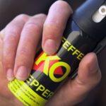 Allarme spray al peperoncino, boom tra i giovani.