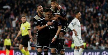 Colpo grosso al Bernabeu, l'Ajax disintegra il Real Madrid
