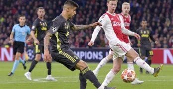 Champions: la Juve soffre ma tiene, strappato un pareggio d'oro in trasferta