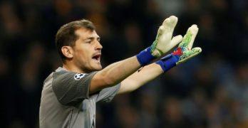 Infarto in allenamento per Iker Casillas, ora sta bene