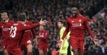 Champions League, il Liverpool compie una stratosferica rimonta e si aggiudica un posto in finale