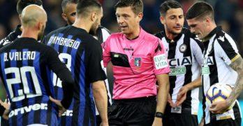 SERIE A: pari dell'Inter, si complica la corsa alla Champions