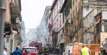Esplosione Comune Rocca di Papa, morto anche il Sindaco Crestini