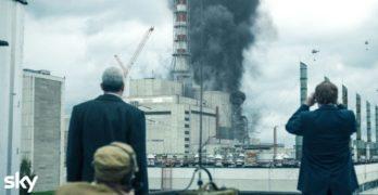 Chernobyl nella storia, le 5 puntate conquistano i telespettatori