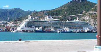 Salerno Stazione Marittima Spa all'Italian Cruise Day di Cagliari (18 ottobre), la Stazione Marittima di Salerno in vetrina